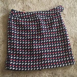Loft 8p pencil skirt